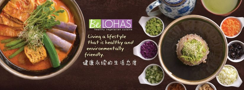 Be Lohas Healthy Cuisine.