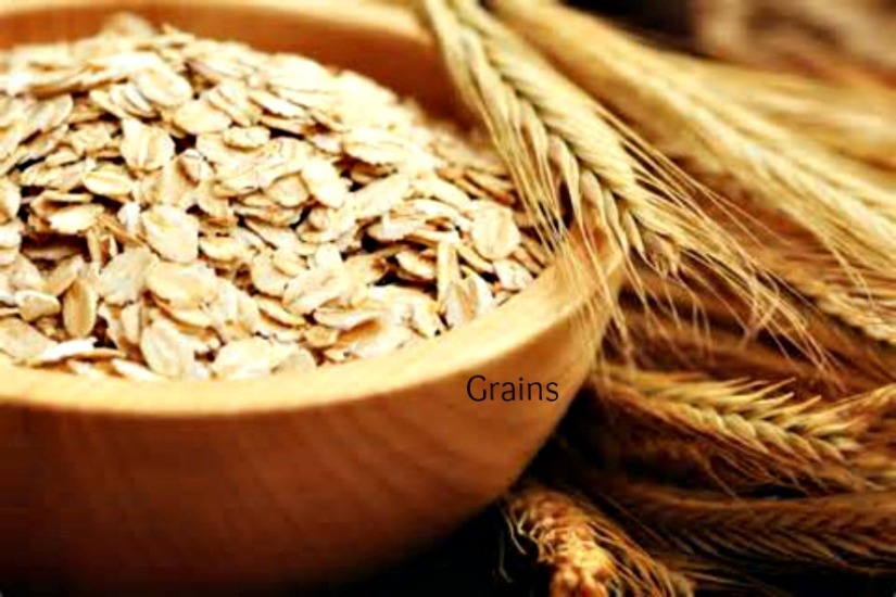 Whole Grains.