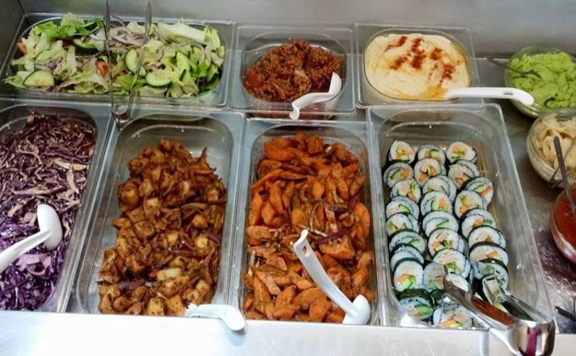 Ho Dai kasvis lounas kahvila –Finland.
