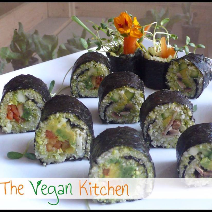The Vegan Kitchen – Egypt.