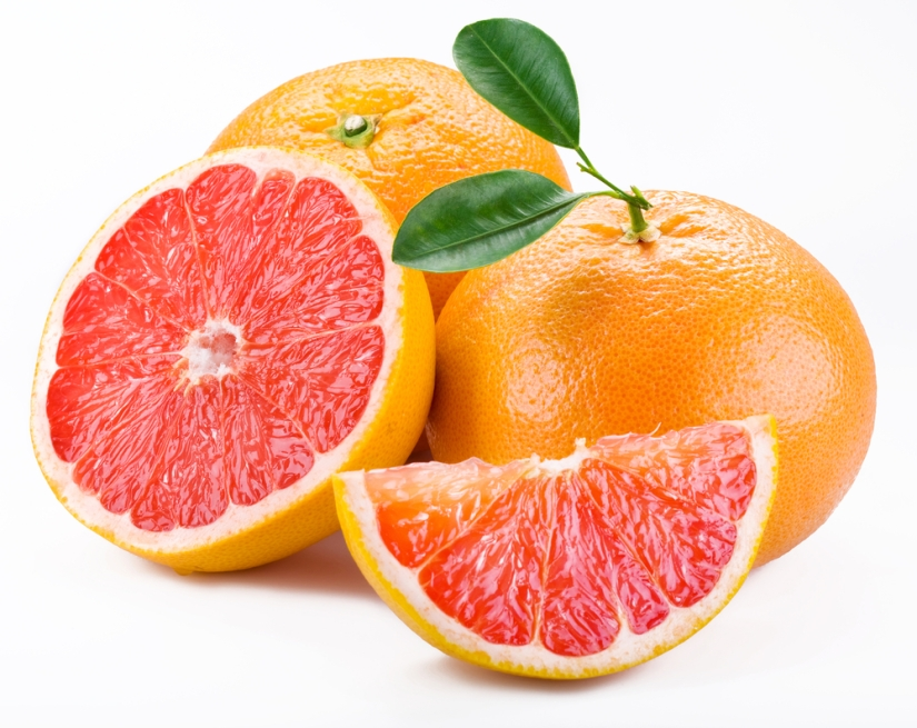 Grapefruit – vegan for health.