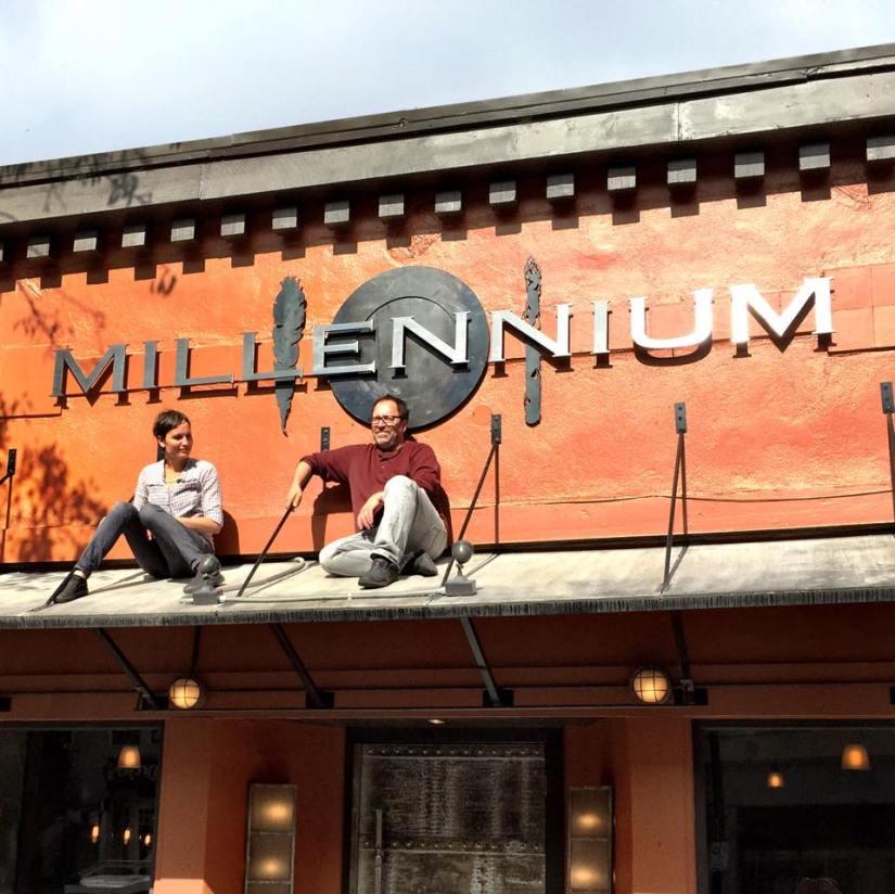 Millennium – U.S.A – Oakland,California.