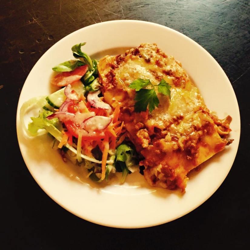 Kafé 44  in Stockholm, Sweden –vegan