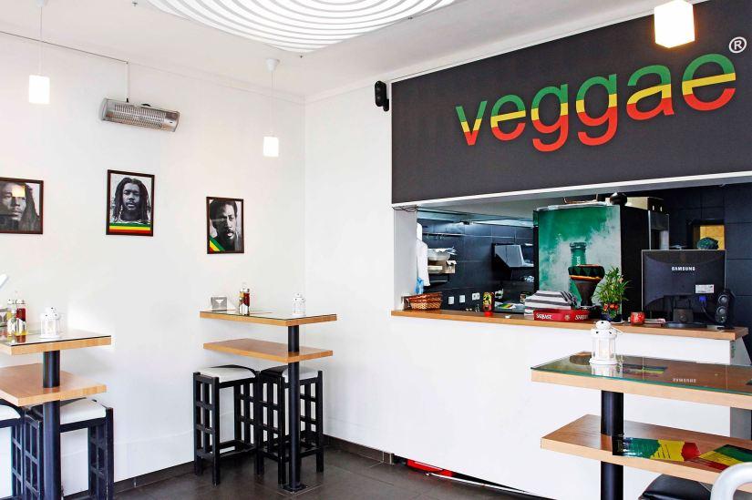 Veggae – Fast Food Sarajevo  – In Sarajevo, Bosnia and Herzegovina –Vegan