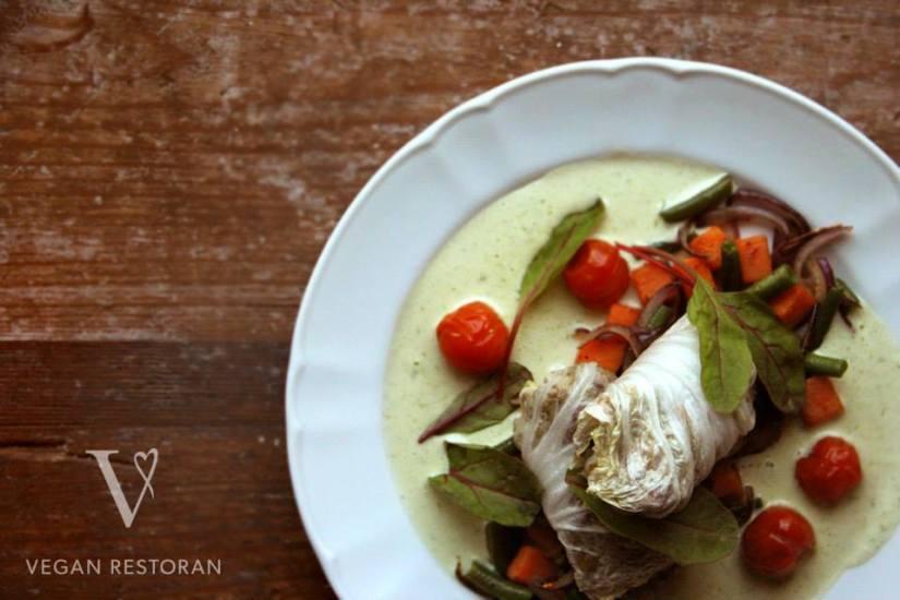Vegan Restoran V – inEstonia